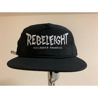 エクストララージ(XLARGE)のREBEL EIGHT USA ストリートブランド キャップ 帽子(キャップ)