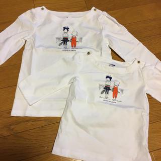 ジンボリー(GYMBOREE)の【新品】Janie & Jack 2&6T トップス(Tシャツ)