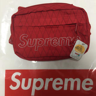 Supreme - Supreme Shoulder Bag 18aw 赤