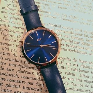 エテ(ete)のete ボーイフレンド 腕時計(腕時計)