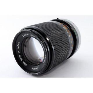 Canon - ★オールドレンズ★キャノン CANON FD 135mm F3.5 S.C.