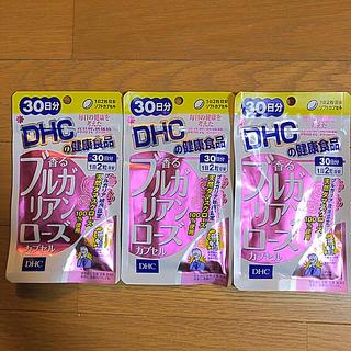 ディーエイチシー(DHC)のDHC♡ブルガリアンローズ🌹3袋(口臭防止/エチケット用品)