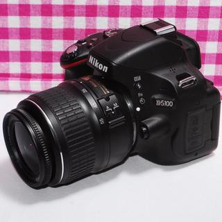 Nikon - ❤相棒と出かけよう❤Nikon D5100 レンズキット♪