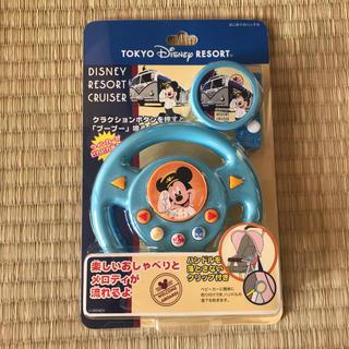 ディズニー(Disney)のディズニー ミッキー ハンドルおもちゃ(ベビーカー用アクセサリー)