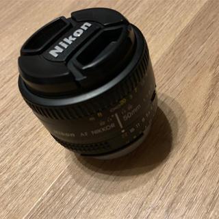 Nikon - Nikon  AF NIKKOR 50mm 1:1.8 D 単焦点レンズ