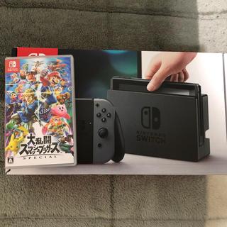 Nintendo Switch - 任天堂Switch ➕ 大乱闘スマッシュブラザーズ
