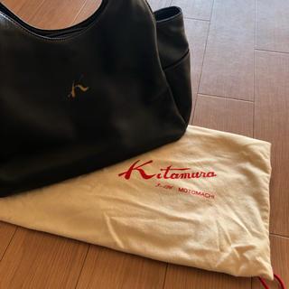 キタムラ(Kitamura)のキタムラ  ショルダーバッグ  黒(ショルダーバッグ)