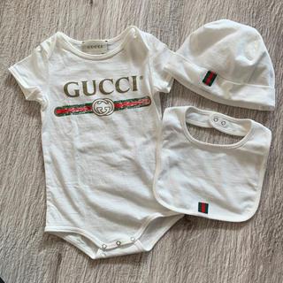 グッチ(Gucci)のGUCCI ロンパース セット(ロンパース)