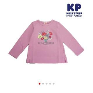 ニットプランナー(KP)の新品未使用  女児トレーナー(Tシャツ/カットソー)