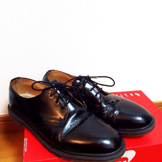 ドクターマーチン(Dr.Martens)のドクターマーチン♥︎レザーシューズ25(ローファー/革靴)