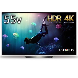 エルジーエレクトロニクス(LG Electronics)のLG OLED55B6P(テレビ)