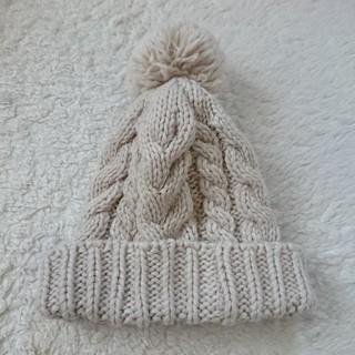 エイチアンドエム(H&M)のH&M ニット帽(ニット帽/ビーニー)