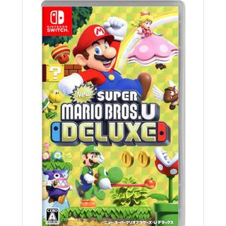 Nintendo Switch - NEW スーパーマリオブラザーズU