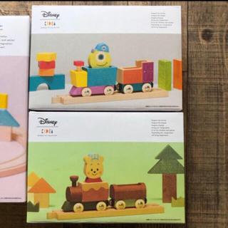 ディズニー(Disney)の絶対お買い得♡♡ ディズニーキディア トレインセット(積み木/ブロック)