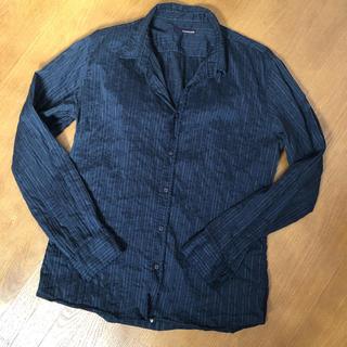 カスタムカルチャー(CUSTOM CULTURE)のシャツ   ブラック(シャツ)