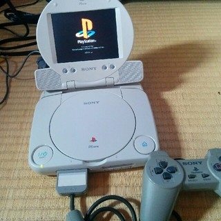 SONY - 希少★PSone  液晶モニター PSone  SCPH-100 LCDモニター