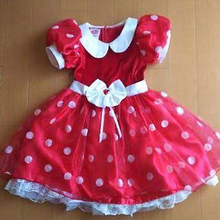 Disney - ディズニー  ドレス  ミニー