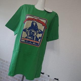 HYSTERIC GLAMOUR - ヒステリックグラマー 新品 メンズ XL バイクガール ロゴ Tシャツ