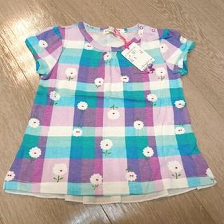 ニットプランナー(KP)の【新品】KP ニットプランナー チュニック Tシャツ 95 クーラクール(Tシャツ/カットソー)