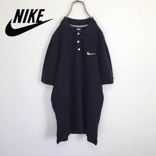 ナイキ(NIKE)のNike ナイキ ポロシャツ 半袖 美品(ポロシャツ)