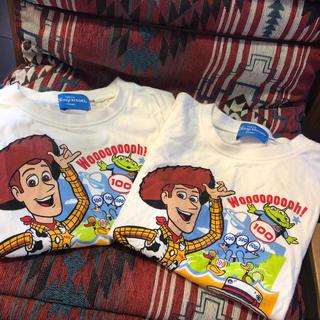 ディズニー(Disney)のディズニーTシャツkids(Tシャツ/カットソー)