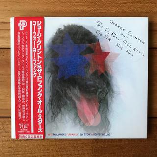 ★GO FER YER FUNK   CD(R&B/ソウル)