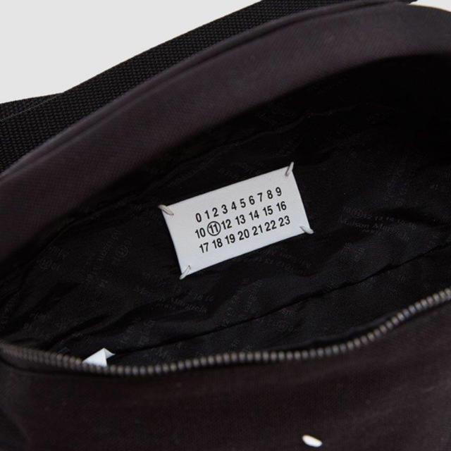 Maison Martin Margiela(マルタンマルジェラ)のMaison Margiela ウエストバッグ ボディバッグ bagマルジェラ メンズのバッグ(ショルダーバッグ)の商品写真