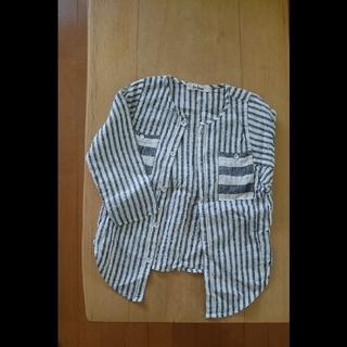 コキチカ(cokitica)のコキチカ 麻 シャツ 羽織(Tシャツ/カットソー)