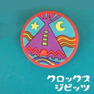 チャイハネ(チャイハネ)のクロックスタイプ用アクセサリー★ティピ(サンダル)