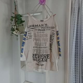 キューブシュガー(CUBE SUGAR)のCUBESUGAR(Tシャツ(長袖/七分))