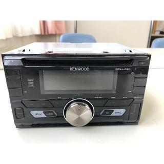 ケンウッド(KENWOOD)のKENWOOD DPX-U530 《ジャンク》 CD不可 液晶不良(カーオーディオ)