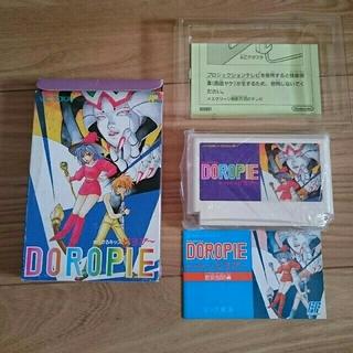 ファミリーコンピュータ - まじかるキッズ どろぴ〜 DOROPIE ファミコン FC