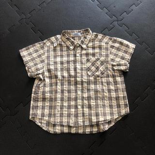 パプ(papp)の【PAPP】半袖シャツ☆サイズ 100(Tシャツ/カットソー)