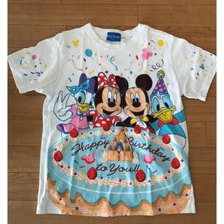 Disney - 【ディズニーリゾート限定】バースデーTシャツ 150サイズ