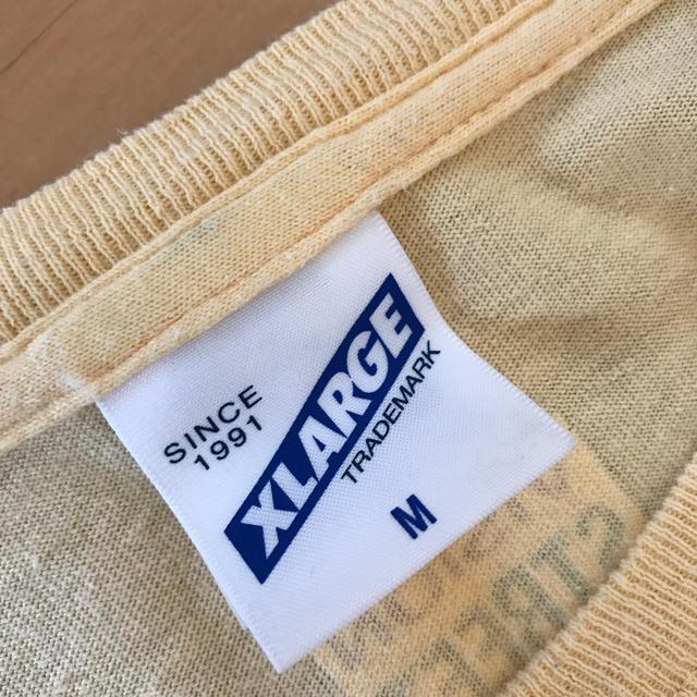 5c8929037ede2 XLARGE - XLARGE × VISION STREET WEAR コラボTシャツの通販 by MAPPY's ...