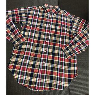POLO RALPH LAUREN - ラルフローレン  チェックシャツ140