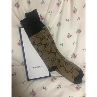 1a2ad3011ec8 Gucci - 美品フェンティ GUCCI 靴下ソックスの通販 ラクマ