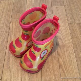 こどもの森 長靴 13 cm 子供靴(長靴/レインシューズ)