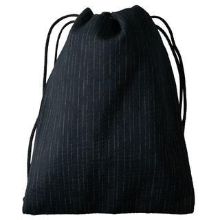 新品送料込み 男性用 信玄袋 巾着 小物入れ きんちゃく K691(その他)