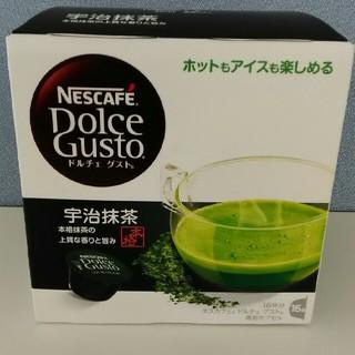 Nestle - ネスカフェドルチェグスト 宇治抹茶 リッチブレンドカプセル!