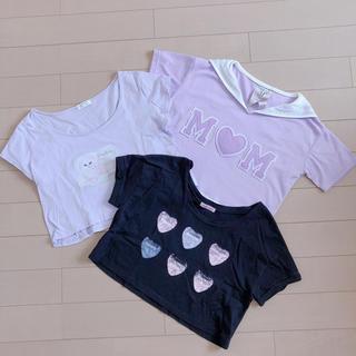 イーハイフンワールドギャラリーボンボン(E hyphen world gallery BonBon)の234(Tシャツ(半袖/袖なし))