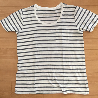 MUJI (無印良品) - 無印良品 オーガニックコットンTシャツ