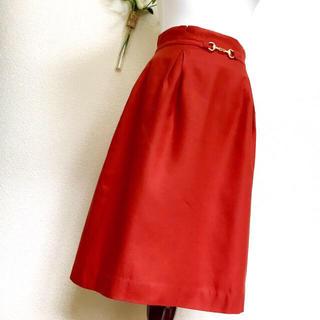 アルファキュービック(ALPHA CUBIC)のスカート (ひざ丈スカート)