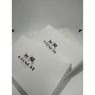 15b95283c298 「正規品コーチ ラッピングボックス&リボンセットプレゼントに!」に近い商品. COACH - COACH ギフトBOX•ショップ袋10個SET