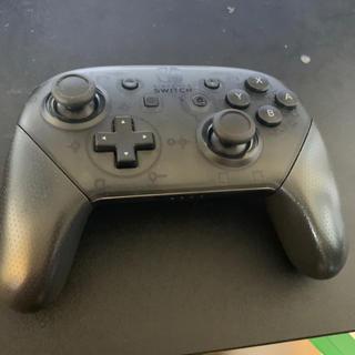 Nintendo Switch - ニンテンドースイッチ プロコントローラー proコン