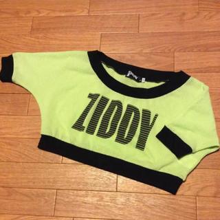 ジディー(ZIDDY)のZIDDY ショート丈 トップス チュニック ジディ(Tシャツ/カットソー)