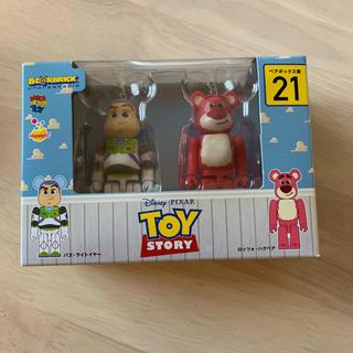トイストーリー(トイ・ストーリー)のBE@RBRICK Pixar Happyくじ ♡ 21 TOYSTORY(キャラクターグッズ)