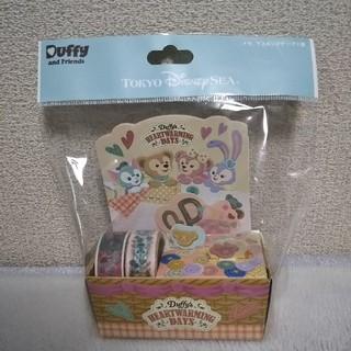 ディズニー(Disney)のハートウォーミングデイズ メモ&マスキングテープ(テープ/マスキングテープ)