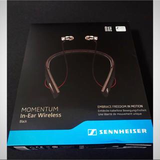 ゼンハイザー(SENNHEISER)の【未使用】ゼンハイザー MOMENTUM In-Ear Wireless(ヘッドフォン/イヤフォン)