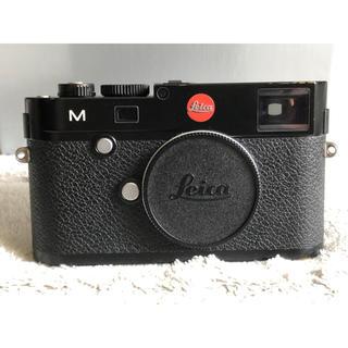 ライカ(LEICA)のLeica M (Typ240) ブラックペイント(デジタル一眼)